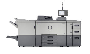 High speed production copier