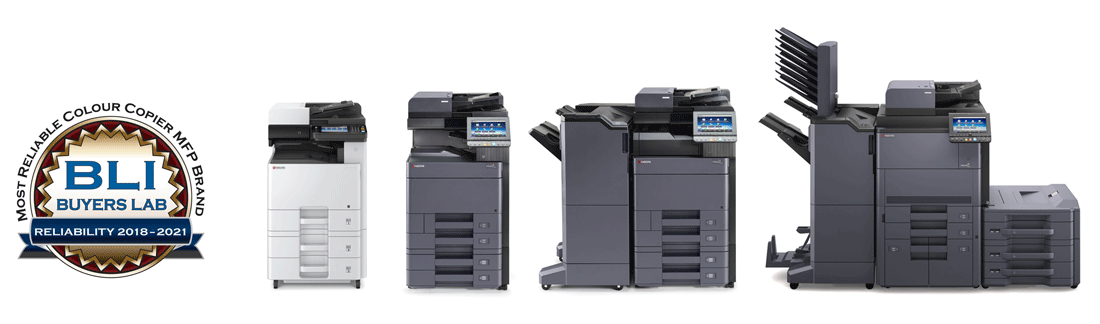 Kyocera Digital Copier and Printer Line