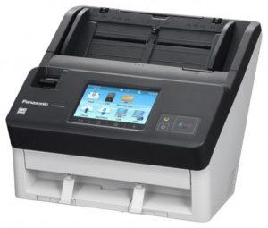 Photograph of panasonic scanner