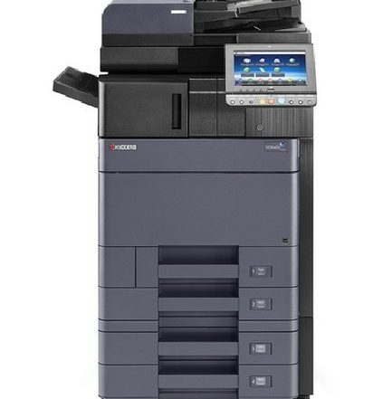 Kyocera Copier with multiple paper trays