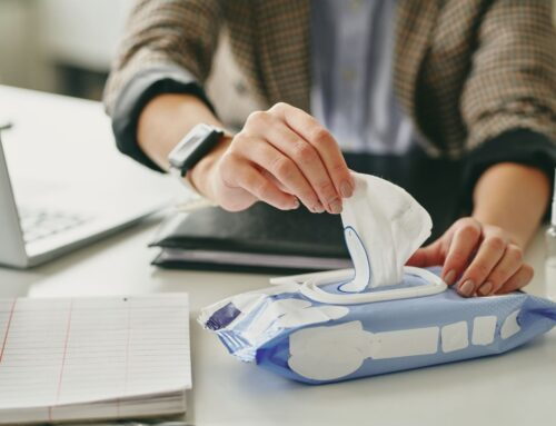 Keeping Office Equipment Clean and Sanitized